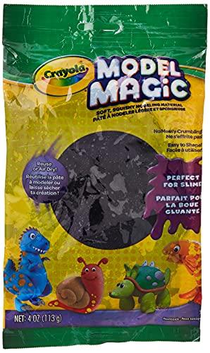 Crayola Model Magic, Modeling Clay Alternative, Craft, 4 Ounce, 57-4451