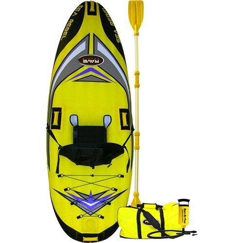 RAVE SPORTS 02365 / Rave Sea Rebel153; Inflatable Kayak