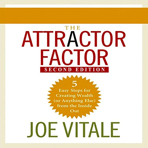 The Attractor Factor, 2nd Edition audiobook cover art