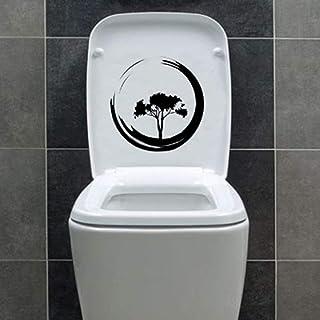 Amazon.fr : Stickers Muraux Salle De Bain Zen