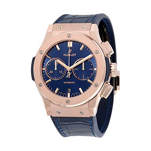 Hublot Classic Fusion Blue Sunray Dial - Reloj automático para Hombre