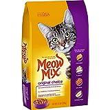 Meow Mix Original Dry Cat Food, 6.3 Lb