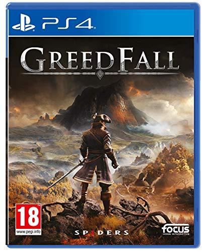 GreedFall - PlayStation 4 - PlayStation 4 [Importación inglesa]