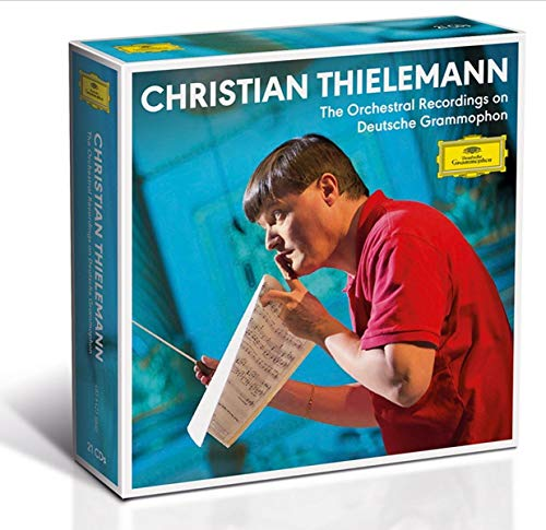 Christian Thielemann – The Orchestral Recordings on Deutsche Grammophon