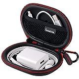 Smatree Estuche Rígido de Almacenamiento, Estuche Portátil con Cremallera Compatible con Auriculares BeatsX/Powerbeats 2 / Powerbeats 3 / Powerbeats 4