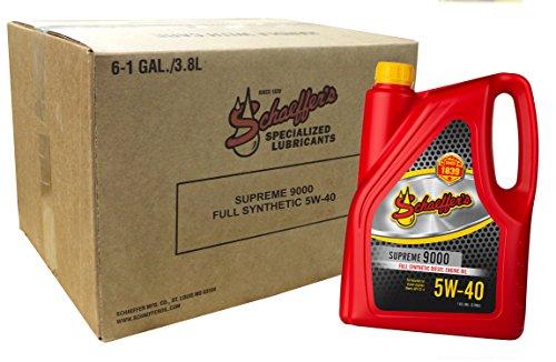 Schaeffer Manufacturing Co. 9000-006 Supreme Full...