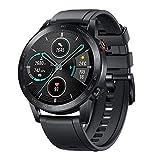 Honor Magic Watch 2 Smartwatch,GPS 5ATM Impermeabile Orologio Bluetooth Smart Monitor di Frequenza Cardiaca, Stress e Spo2,Smart Watch Donne Uomo, (Nero 46mm)