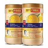 Saffola FITTIFY Gourmet Hi-Protein Slim Meal Shake - Alphonso Mango, 420 gm