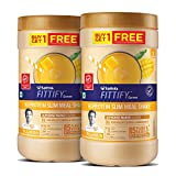 Saffola FITTIFY Gourmet Hi-Protein Slim Meal Shake - Alphonso Mango, 420 gm (Buy 1 Get 1 Free)