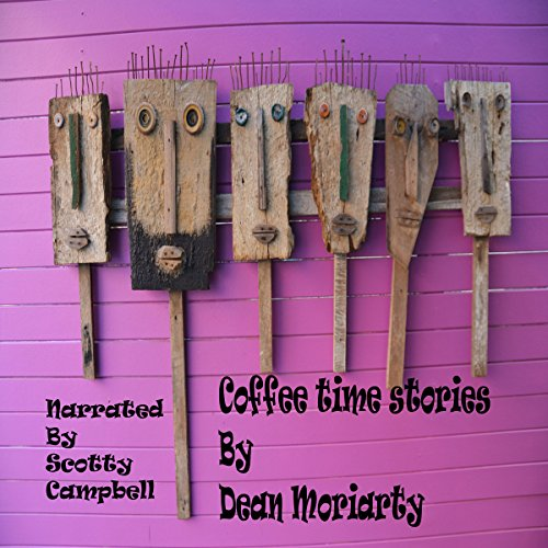 Coffee Time Stories audiobook cover art