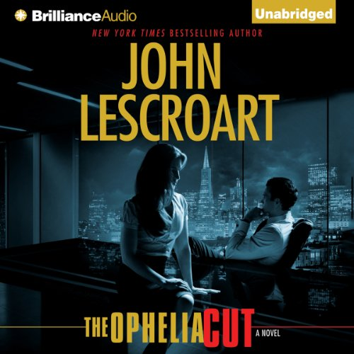 The Ophelia Cut audiobook cover art