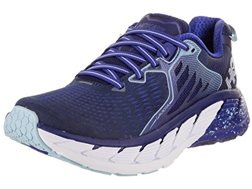 HOKA ONE ONE Women's Gaviota Blueprint/Surf/The/Web Running Shoe 6 Women US