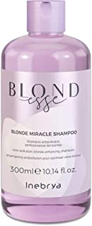 Shampoo antipollution perfezionatore del biondo BLOND ESSE Inebrya 300 ml