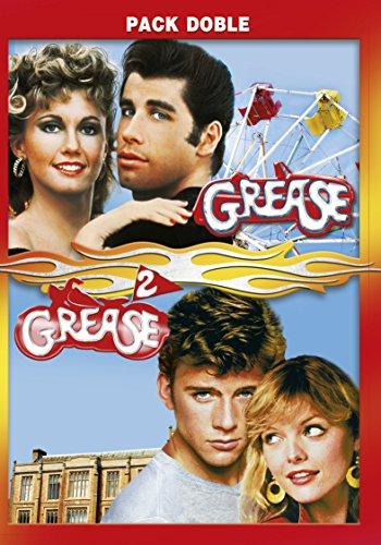 GREASE 1-2 - DVD - ED.2017 (Spanien Import, siehe Details für Sprachen)