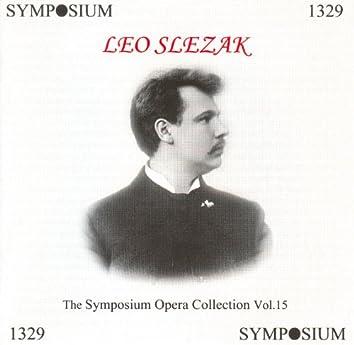 Leo Slezak (1902-1931)