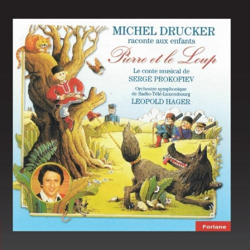 Pierre et le loup (feat. Dany Saval, Orchestre philarmonique de Mexico)