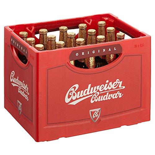Budweiser Pils MEHRWEG (20 x 0.5 l)