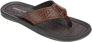 Kenneth Cole New York Men's Leather Flip Flop