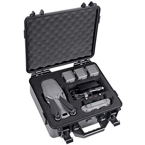 Smatree Wasserdichte Harte Tasche für DJI Mavic 2 und Mavic 2 Zoom( Drohne und Zubehör Sind Nicht Inklusive, Nicht geeignet für Mavic Air 2)