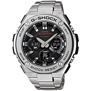 Casio G-SHOCK G-Steel Solar-Radio GST-W110D-1AJF