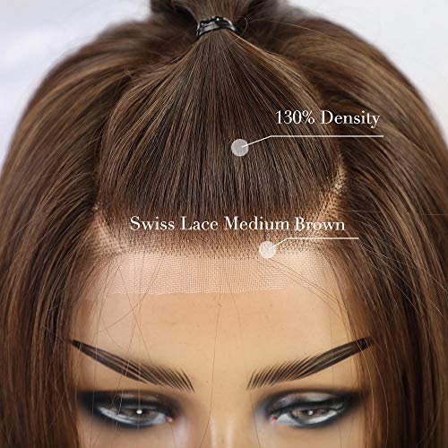 Peluca Lace Front  marca PacoKi