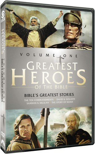 Greatest Heroes Of The Bible: Volume One [Edizione: Stati Uniti]
