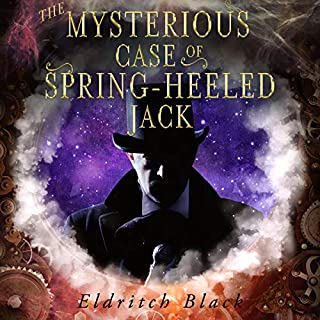 The Mysterious Case of Spring-Heeled Jack cover art