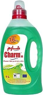 CHARMM Laundry Liquid, Blue, 1 Litre