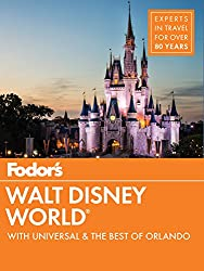 Disney World Book