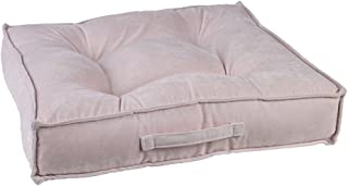Bowsers Blush Microvelvet Piazza Pet Dog Bed