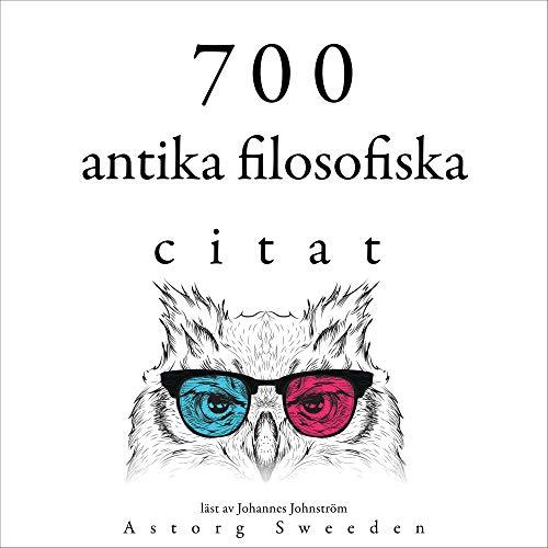 700 citat från forntida filosofi cover art