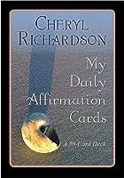 マイ デイリー アファメーション カード My Daily Affirmation Cards 占い オラクル オラクルカード [正規品] 英語のみ