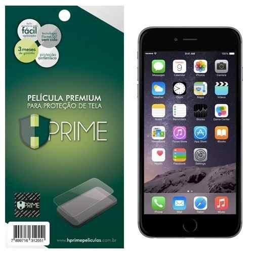 Pelicula Hprime invisivel para Apple iPhone 6/ 6S, Hprime, Película Protetora de Tela para Celular, Transparente
