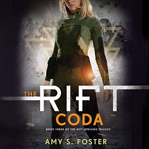 The Rift Coda audiobook cover art