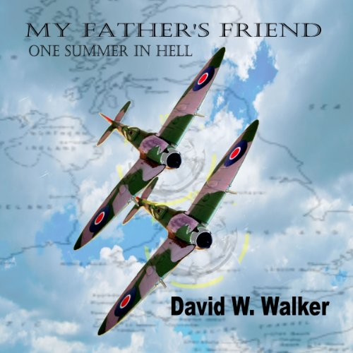 My Father's Friend audiobook cover art