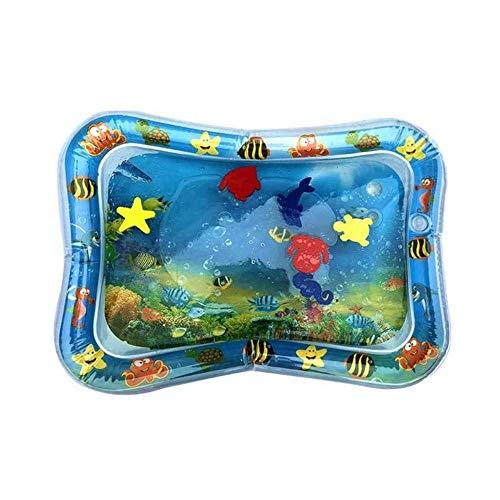 Jia Hu Centro inflable del juego de la actividad de la diversión de la estera del agua del bebé de la PC 1 para