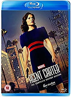 Marvel's Agent Carter - Season 2 Region Free