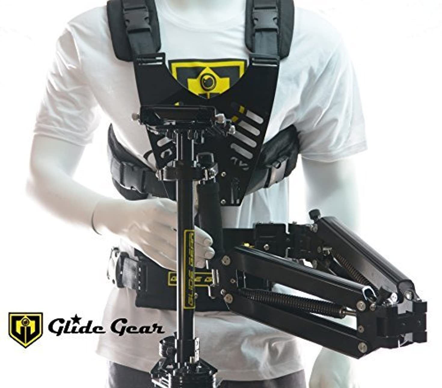 Glide Gear DNA 6002 Vest & Arm Video Camera Stabilizer System 7-12lbs Rigs