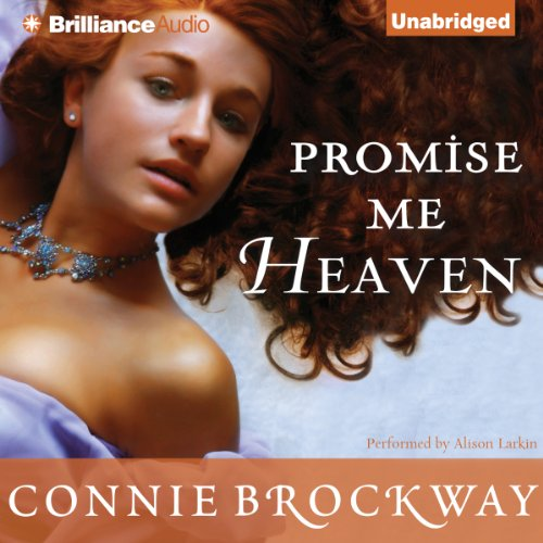 Promise Me Heaven audiobook cover art