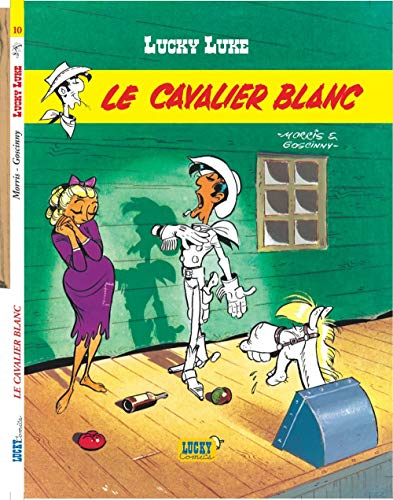 Lucky Luke, tome 10 : Le cavalier blanc