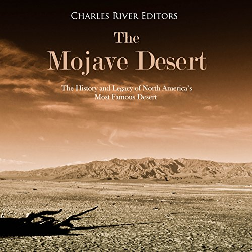 The Mojave Desert audiobook cover art