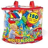 M MOLTO Bolsa Blocks 150 pcs.