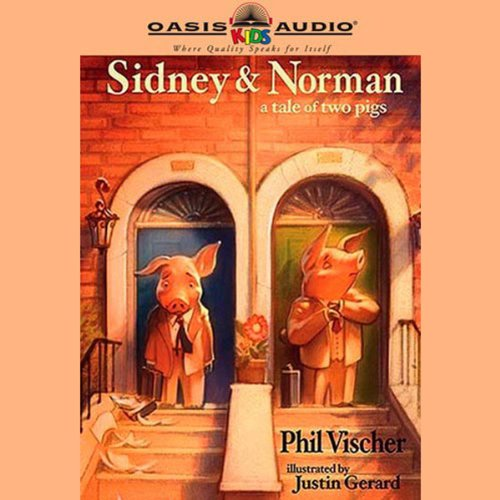 Sidney & Norman audiobook cover art