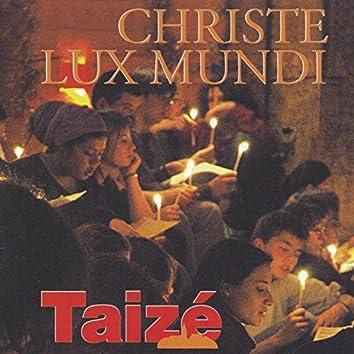 Christe Lux Mundi