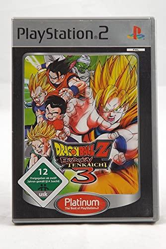 Dragon Ball Z Budokai Tenkaichi 3 Platinum
