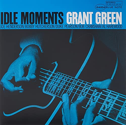 Idle Moments (Blue Note Classic Vinyl Edition) [LP]