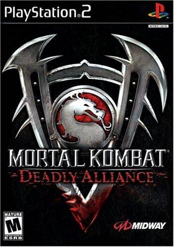 Mortal Kombat : Deadly Alliance [Import: Francia]