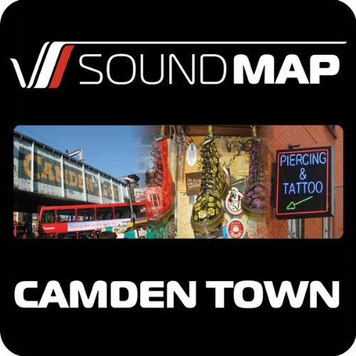 Soundmap Camden Town audiobook cover art