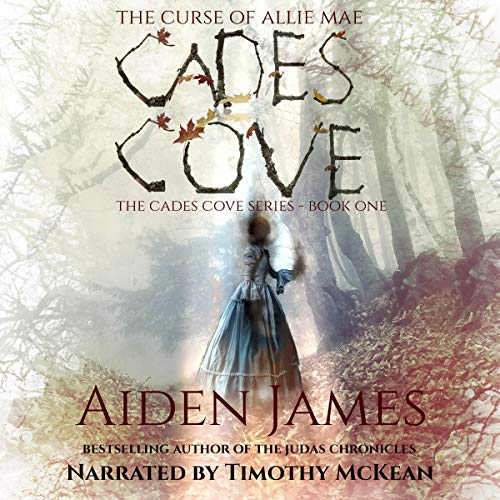The Curse of Allie Mae audiobook cover art