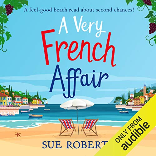 A Very French Affair audiobook cover art